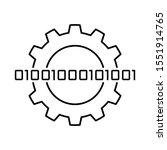 concept of binary code ...
