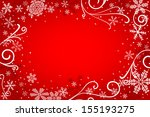 vector illustration of a red... | Shutterstock .eps vector #155193275