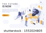 future is now landing page...