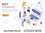 best feedback landing page...