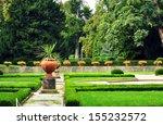 Royal Garden From Prague.