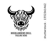 Modern Highlanders Bull Logo....