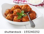 Turkey Meatballs In Tomato...