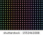 star pattern pastel color in...   Shutterstock .eps vector #1552461008
