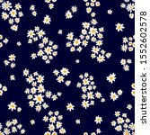 ditsy pattern with small...   Shutterstock .eps vector #1552602578