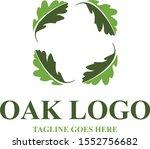 Oak Vector  Logo Design...