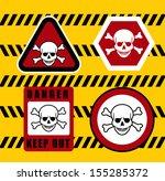 poison | Shutterstock .eps vector #155285372