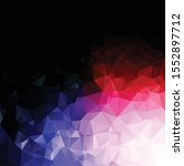 colorful polygonal mosaic... | Shutterstock .eps vector #1552897712
