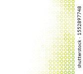 green donuts background ... | Shutterstock .eps vector #1552897748