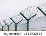 Fencing Of Sensitive Sites Wit...