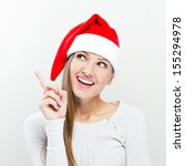 Christmas Santa Hat  Woman...