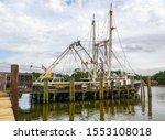 Shrimp Trawler Fishing Boat...
