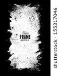 grunge frame | Shutterstock .eps vector #155317046