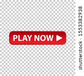 play now button design with red ... | Shutterstock .eps vector #1553382938
