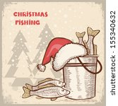 Christmas Card.drawing Image O...