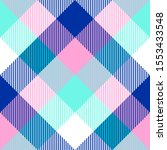 tartan seamless pattern... | Shutterstock . vector #1553433548