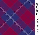 tartan seamless pattern... | Shutterstock . vector #1553435582