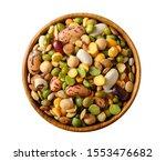Various Dried Legumes  Lentils...
