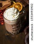 Hot Dark Chocolate During...