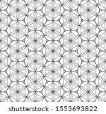 decorative seamless geometric...   Shutterstock .eps vector #1553693822