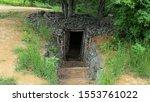 Partisan Underground Bunker In...