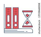 education   school line icons... | Shutterstock .eps vector #1553868008
