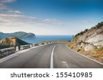 Right Turn Of Mountain Highway...