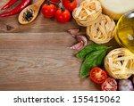 Italian Cuisine. Vegetables ...