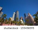 La Downtown Los Angeles...