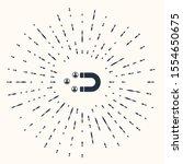 grey customer attracting icon... | Shutterstock .eps vector #1554650675
