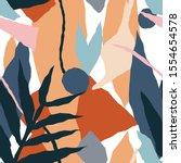 seamless background. vector... | Shutterstock .eps vector #1554654578