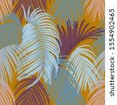 tropical design picture....   Shutterstock . vector #1554902465