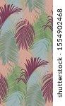 tropical design picture....   Shutterstock . vector #1554902468