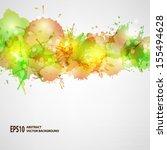 vector blots background   Shutterstock .eps vector #155494628