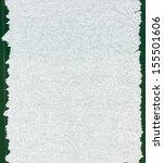 rip tissue paper on green...   Shutterstock . vector #155501606