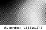 vertical polka dots. halftone... | Shutterstock .eps vector #1555161848