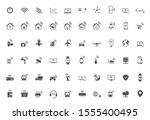 internet of things vector icons ...