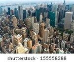 manhattan new york   Shutterstock . vector #155558288