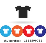 t shirt vector icon . lorem...