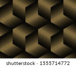 abstract geometric pattern. a... | Shutterstock .eps vector #1555714772