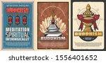 buddhism religion vector temple ... | Shutterstock .eps vector #1556401652