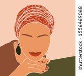 Woman In The Turban And Big...