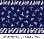 dark batik color. pattern...   Shutterstock .eps vector #1556572928