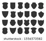 shield icons collection.... | Shutterstock .eps vector #1556573582
