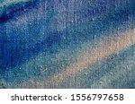 light blue canvas texture....   Shutterstock . vector #1556797658