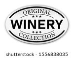 wine label isolated on white... | Shutterstock .eps vector #1556838035