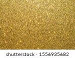 Gold glitter texture background ...