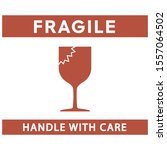 fragile handle with care sign....