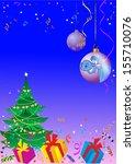 in the illustration background... | Shutterstock .eps vector #155710076