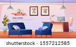 psychologist  psychotherapist... | Shutterstock .eps vector #1557212585